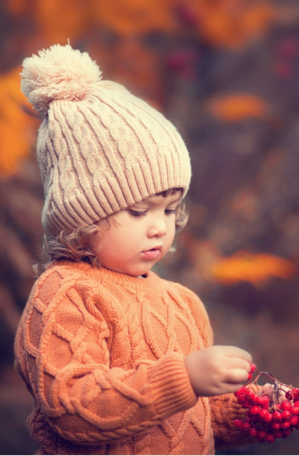 Fall Knits For Kids