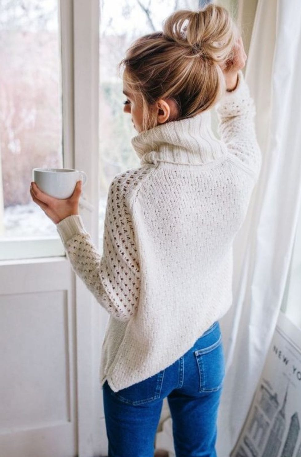 Fall sweater outfits