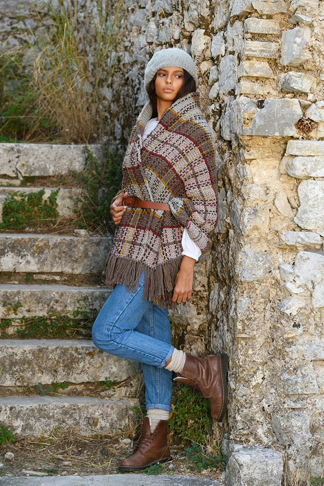 Fraser-tartan-blanket-shawl