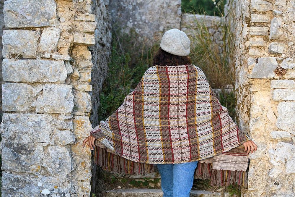 Fraser-tartan-shawl