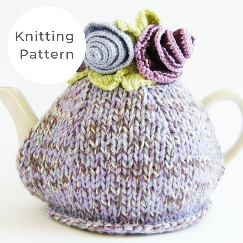 Garden tea cosy