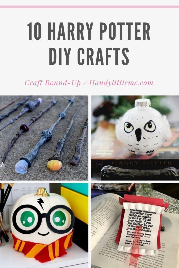 Harry Potter DIY Crafts