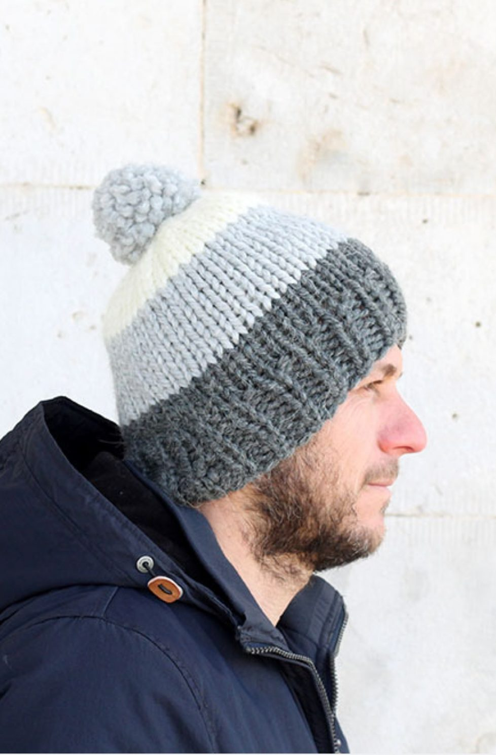 Men's Hat Pattern | The Hektor