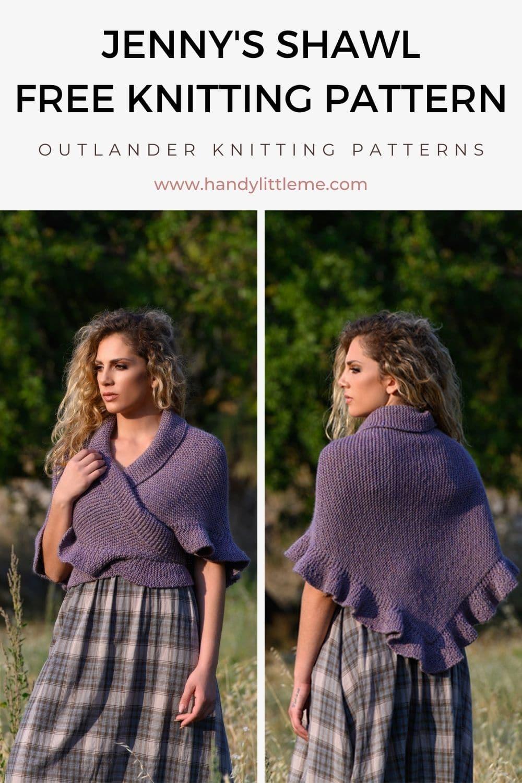 Jenny's shawl knitting pattern