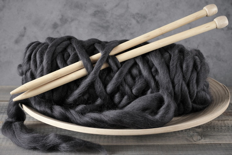 Jumbo weight yarn