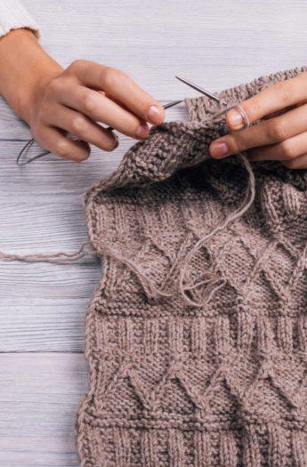 KFB Knitting - How To Make An Increase