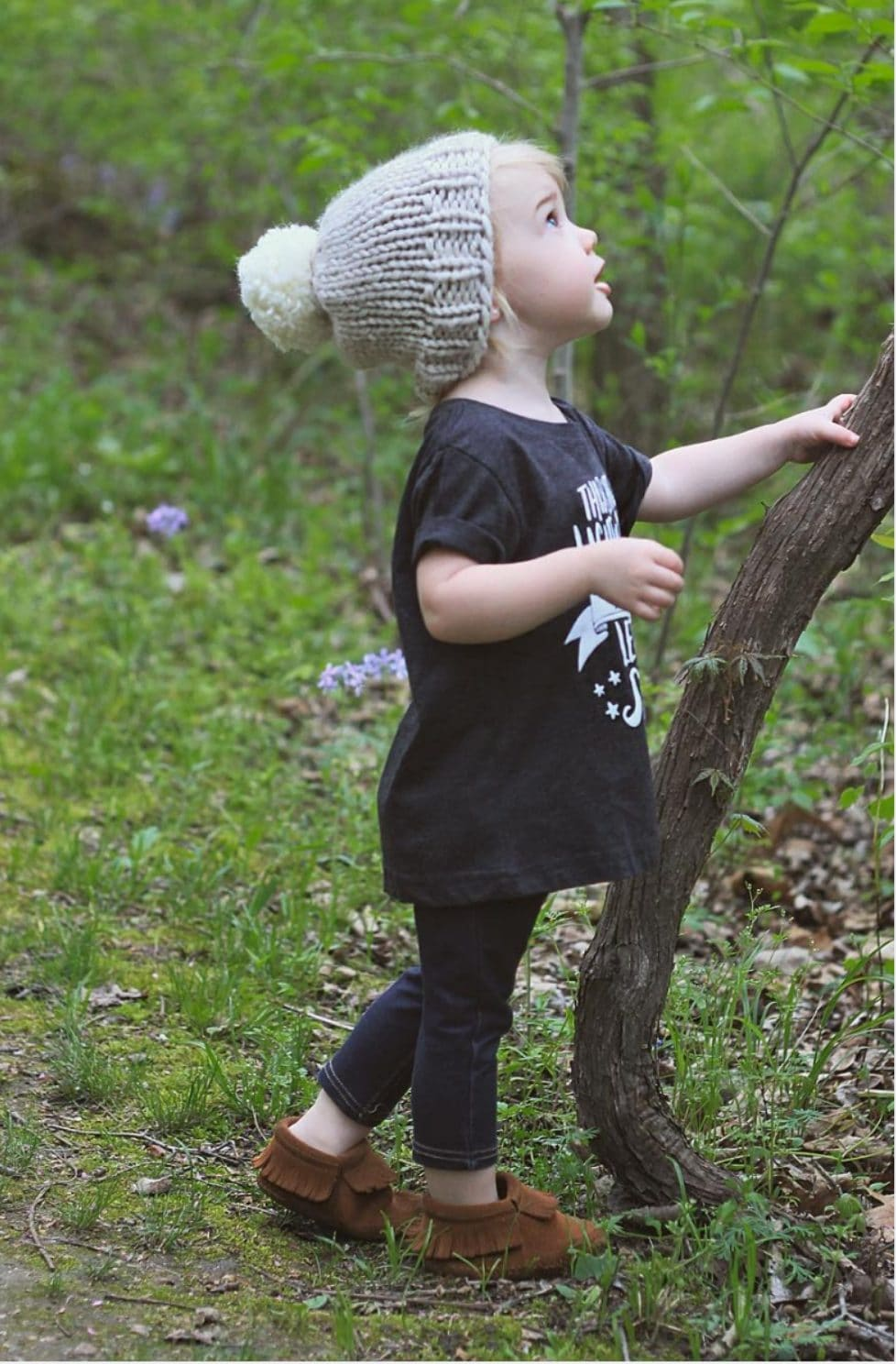 Kids Beanie Hat Pattern