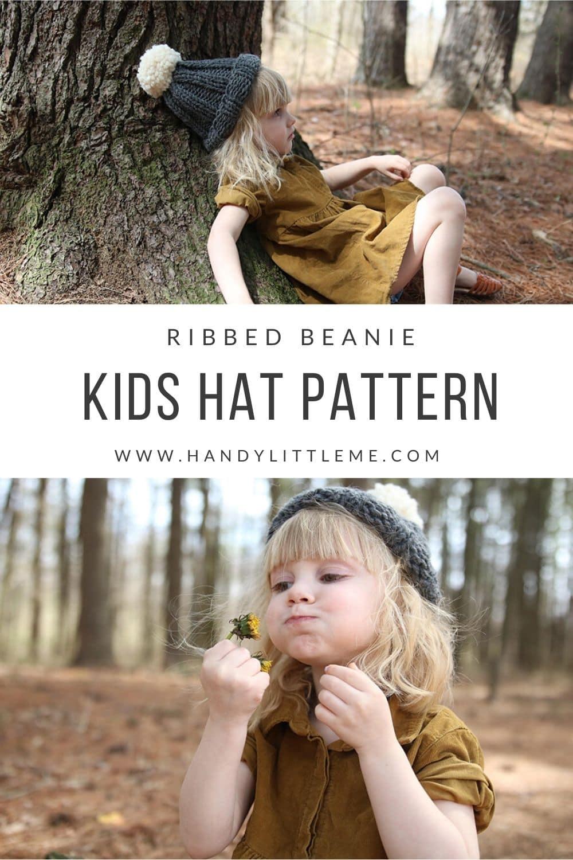 Kids hat pattern