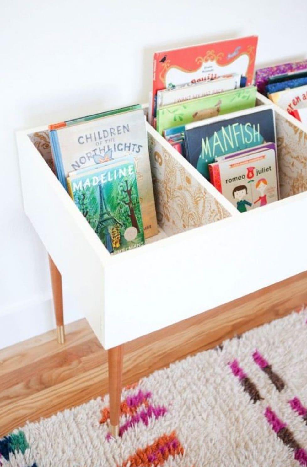 Kids library ideas