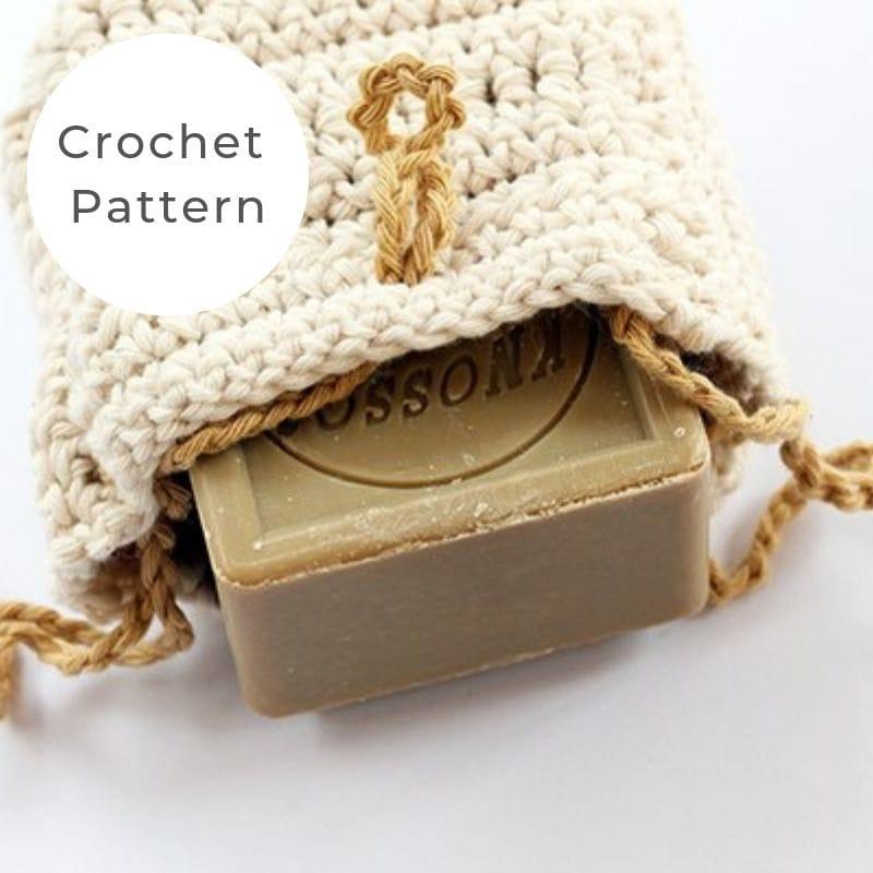 soap bag crochet pattern