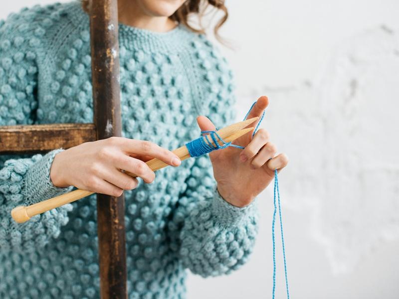 reading knitting patterns