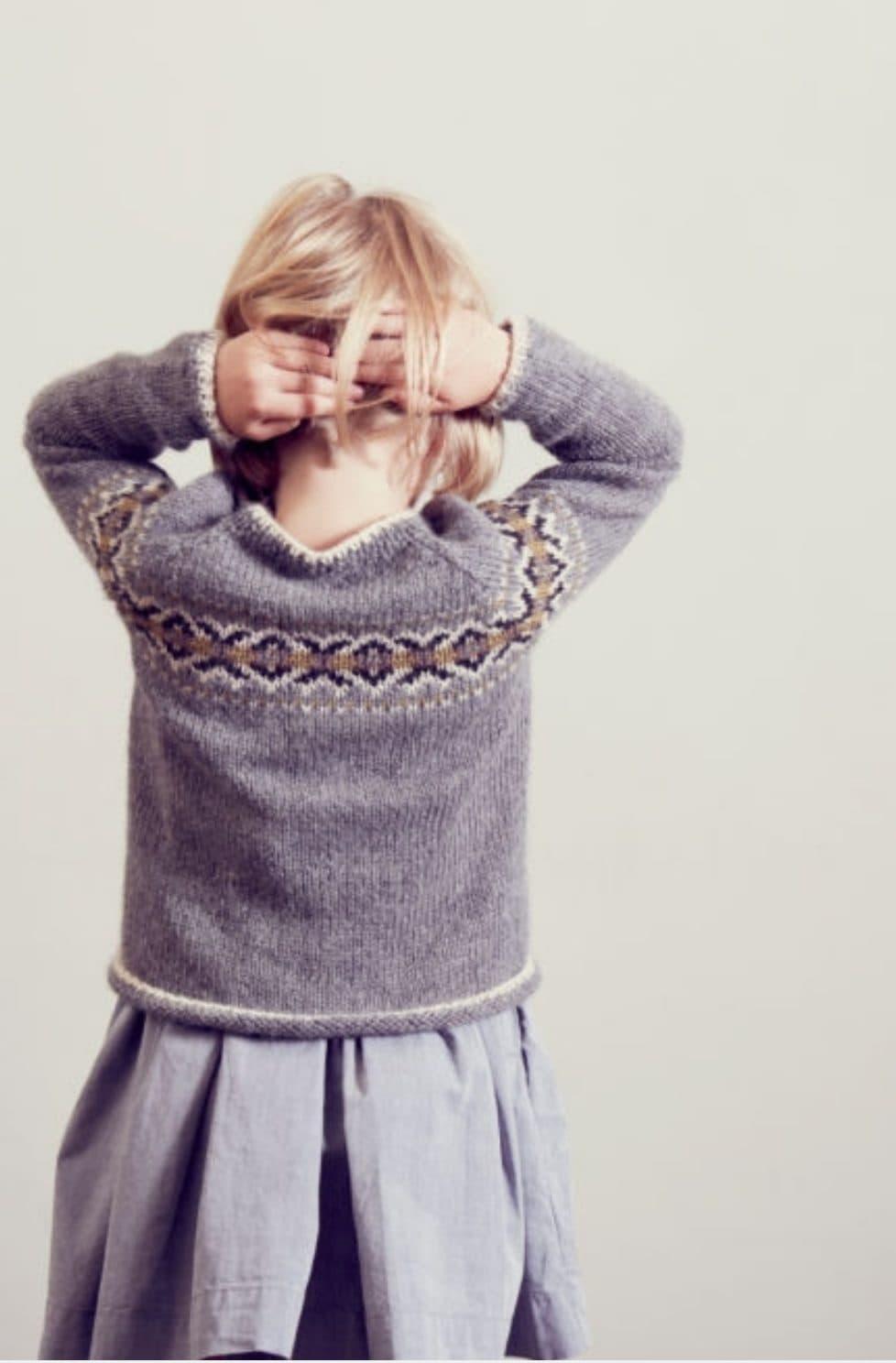 Knitwear For Kids