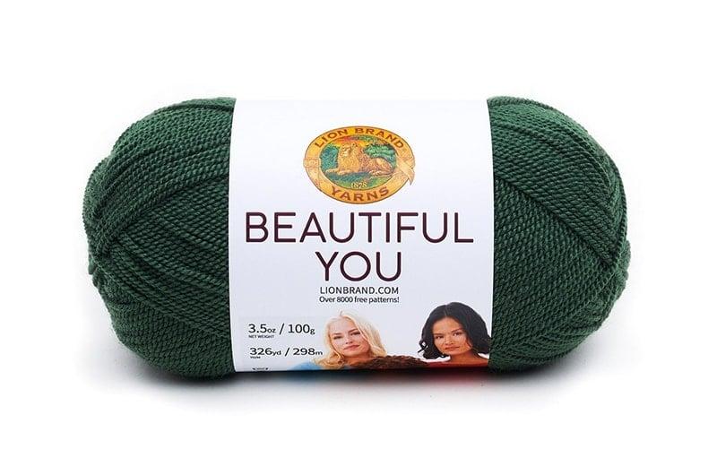 Lion Brand Yarn beautiful you
