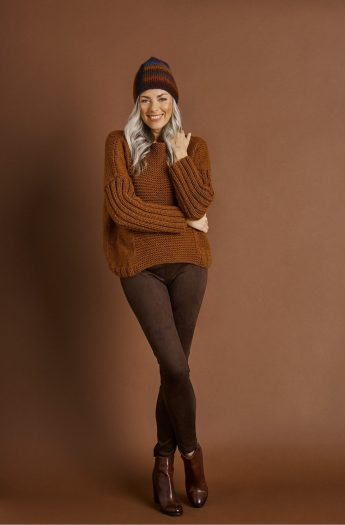 Fall Patterns From Lion Brand Yarns