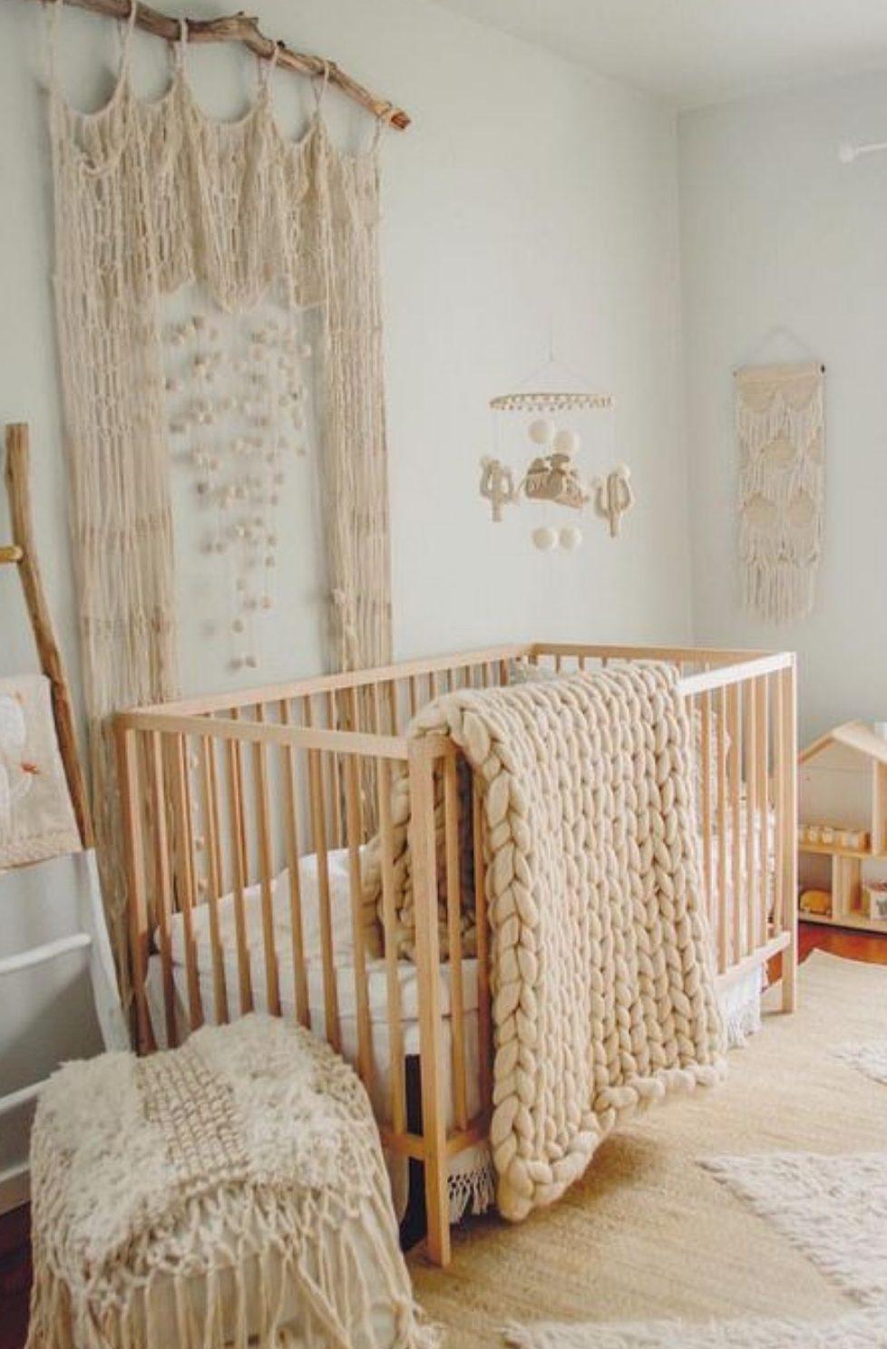 Macrame in the nursery
