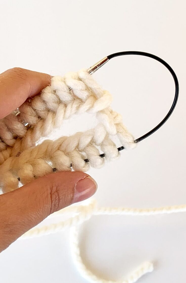 Magic Loop Knitting | Step By Step
