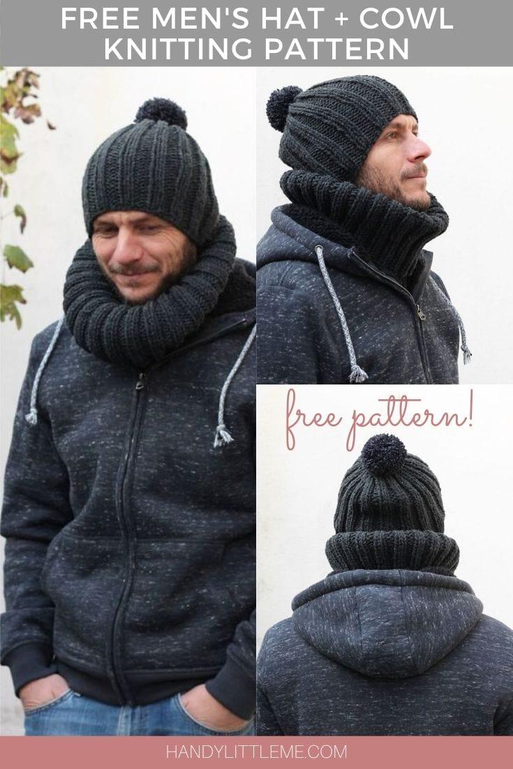 Men's hat pattern