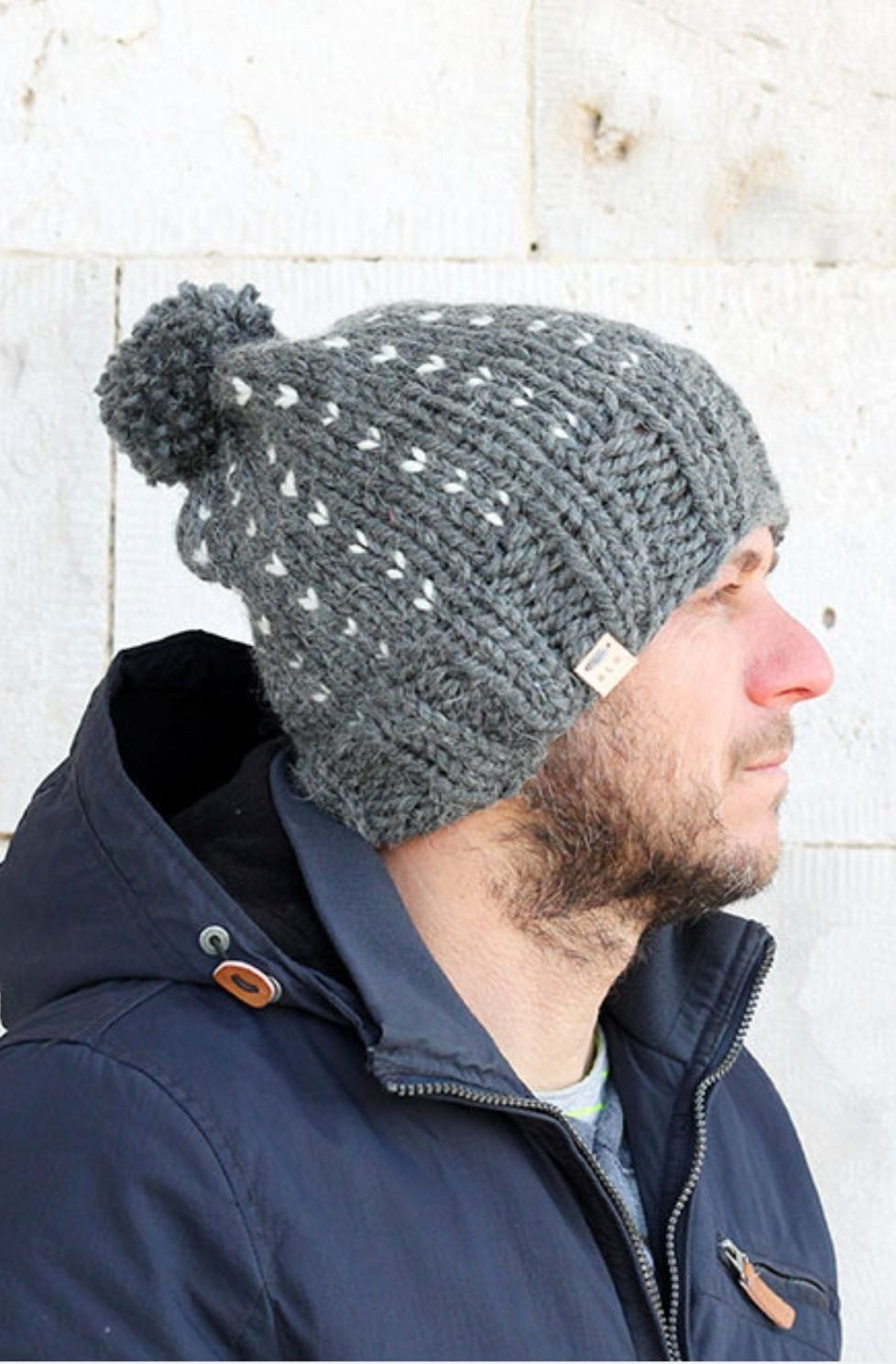 Men's Hat Pattern |The Heracles