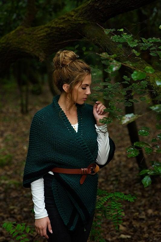 outlander shawl knitting