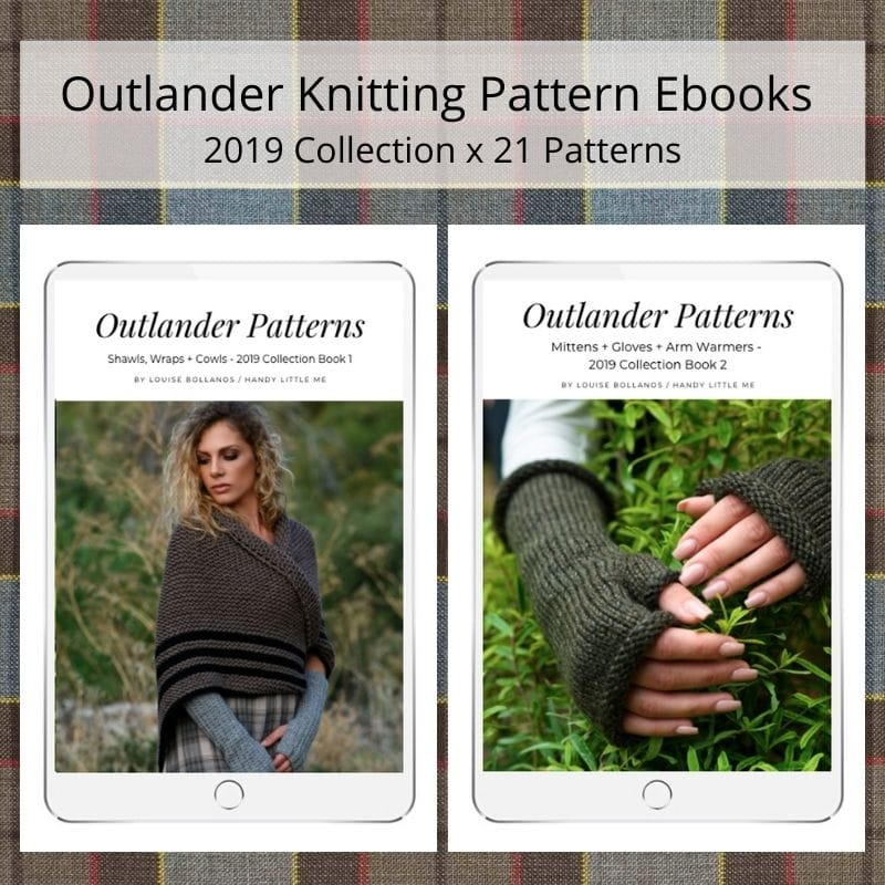 Outlander Knitting Pattern Ebooks 2019