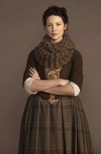 Outlander Costumes {Including The Knitwear And More!}