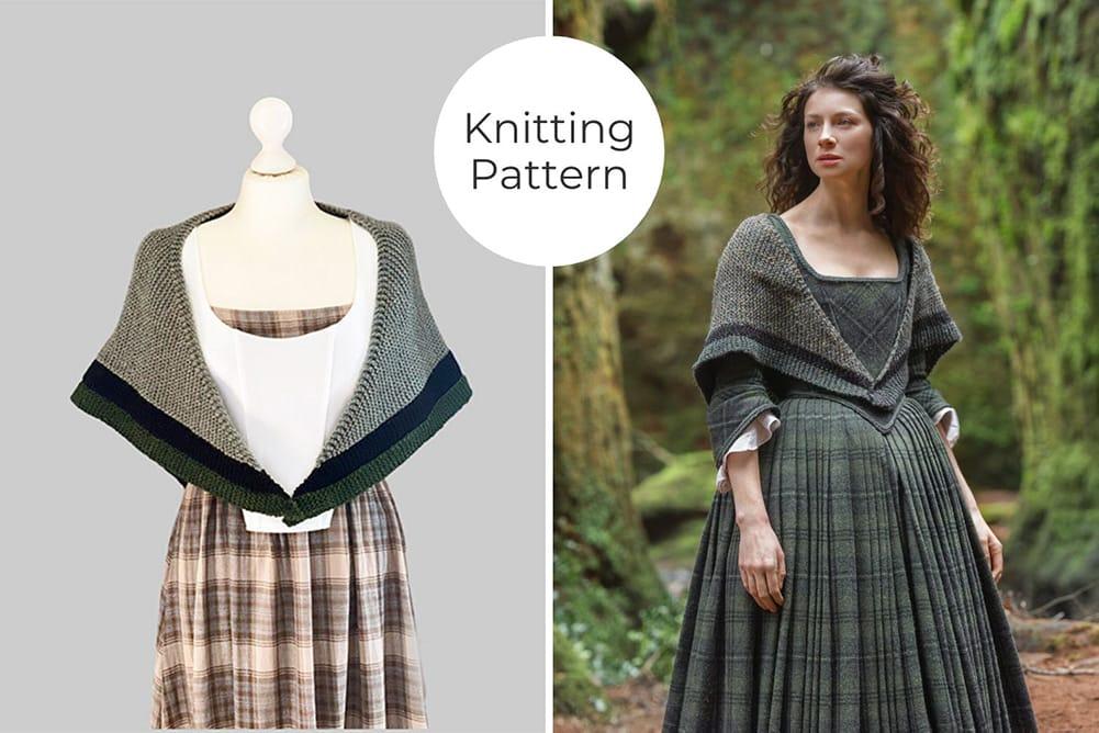 Outlander shawl