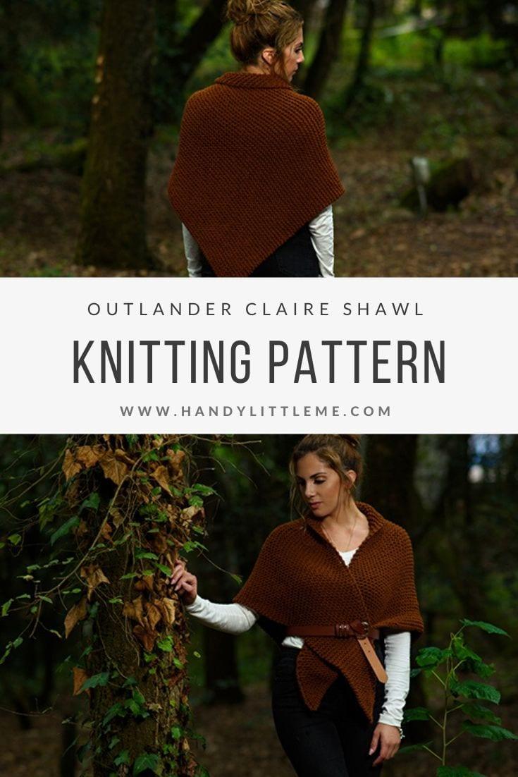 Outlander shawl pattern