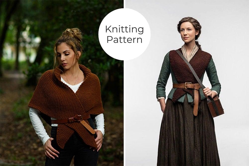 Outlander shawl season 4