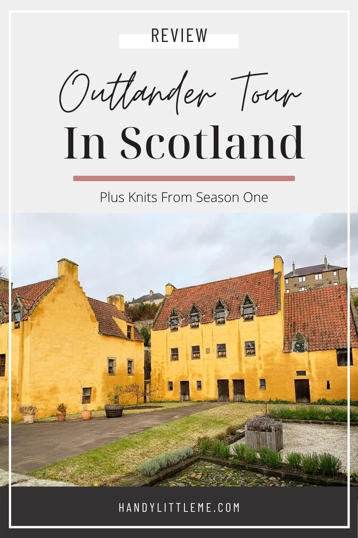 Outlander tour in Scotland review