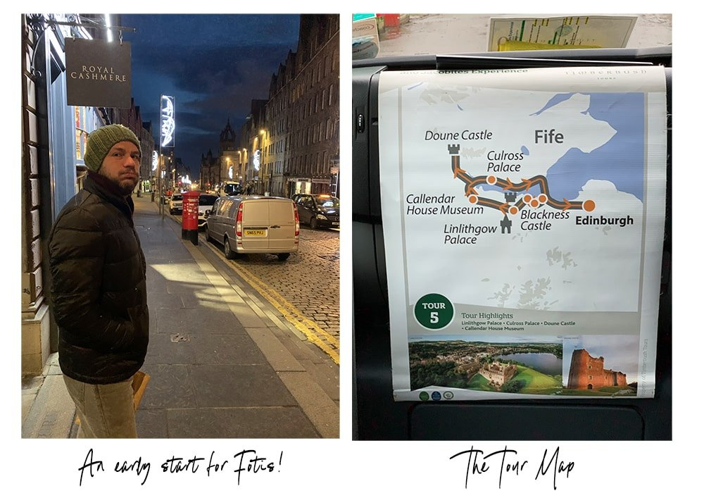 Outlander tour review