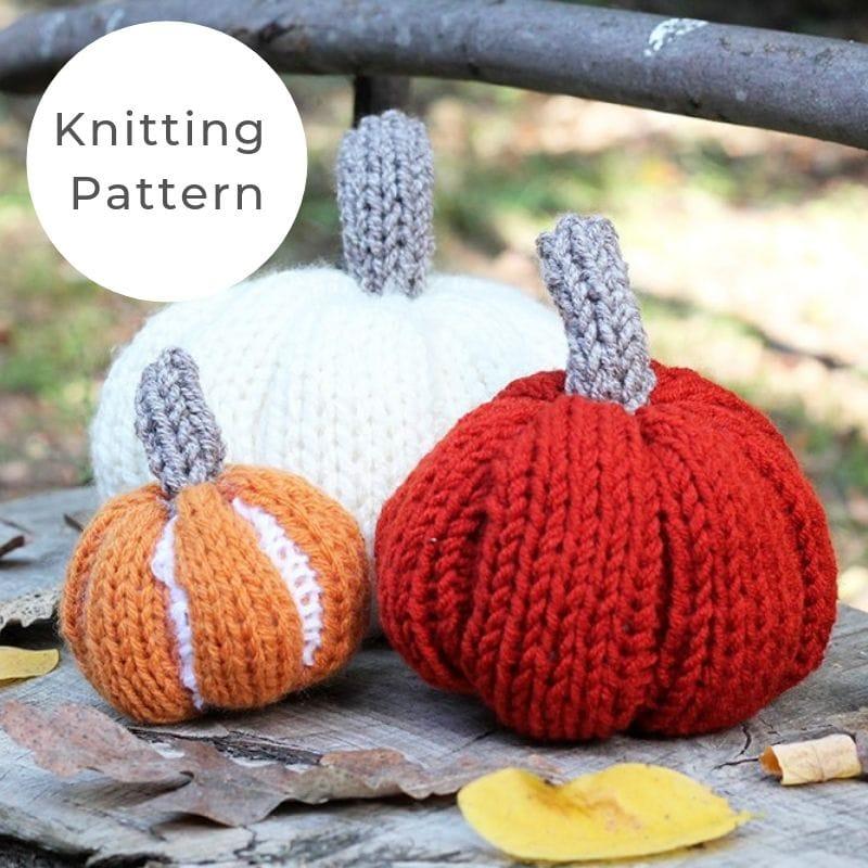 Pumpkin Knitting Pattern