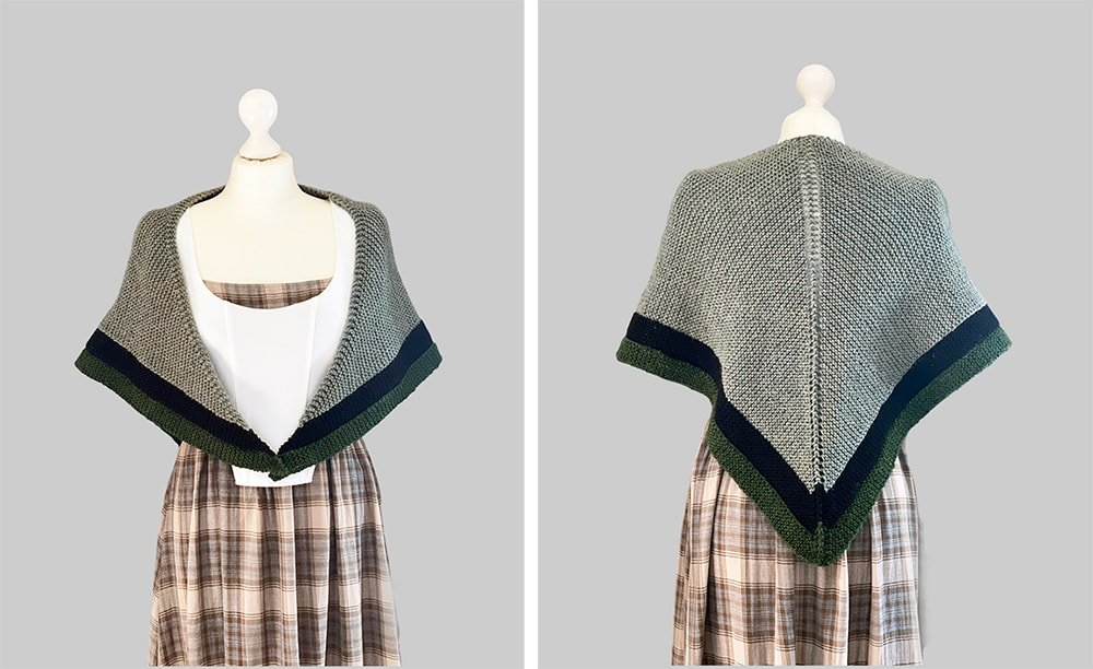 Claire's Rent Shawl