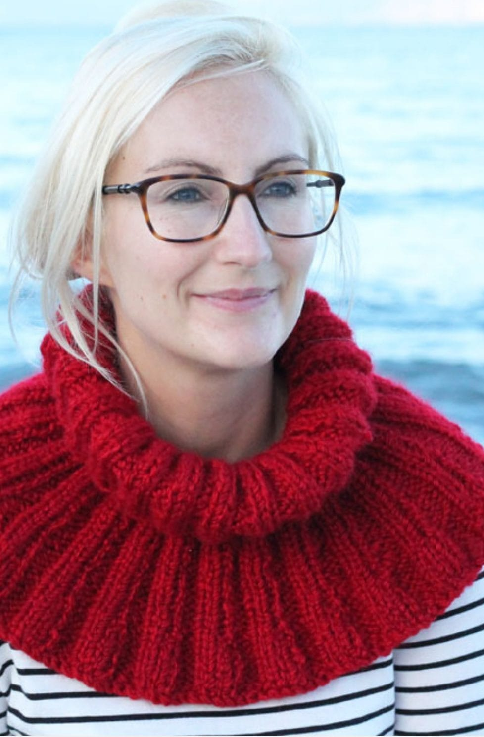 Cowl Knitting Pattern | The Pandora