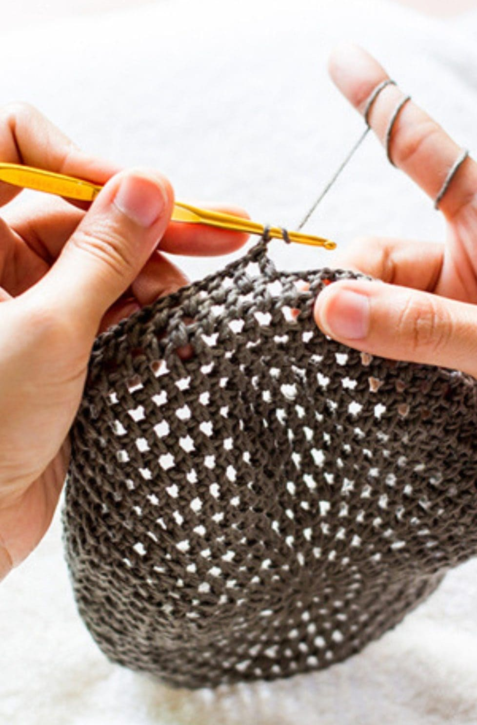 How To Make A Single Crochet Decrease