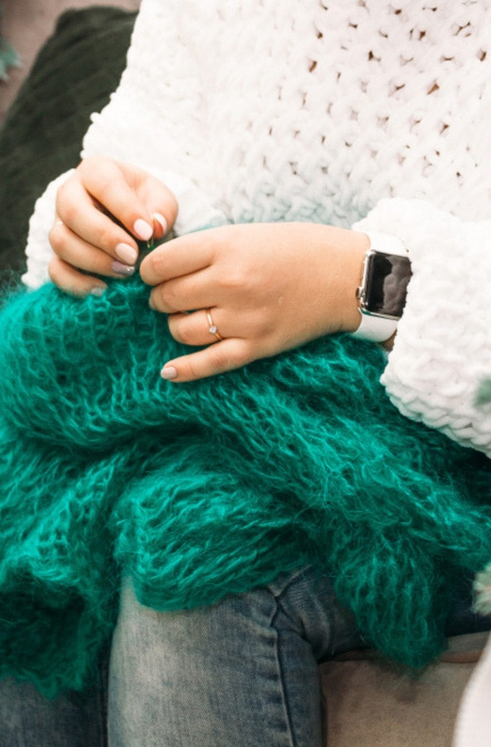 How To Knit – Stockinette Stitch