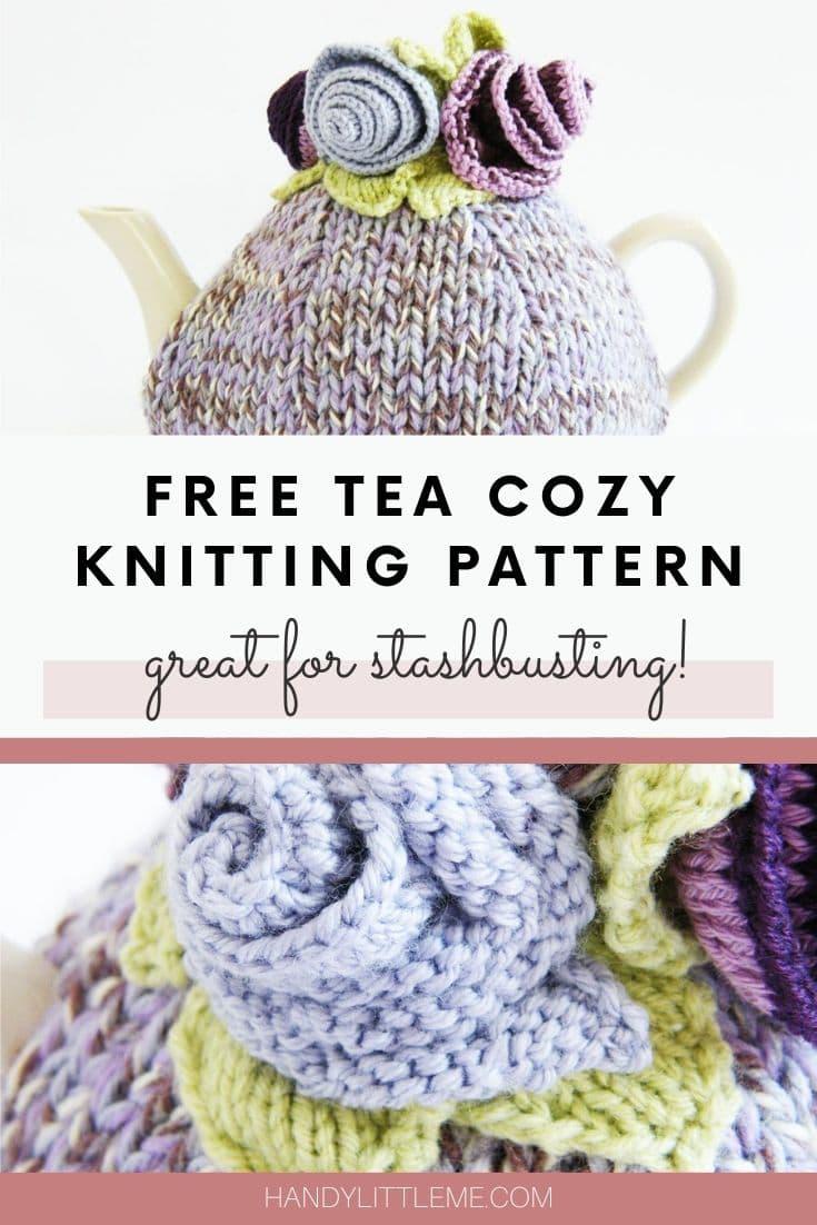 Tea Cozy Knitting Pattern
