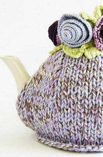 Tea Cozy Pattern | Monet's Garden