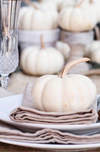 Thanksgiving Decorations | How To Wow Your Guests