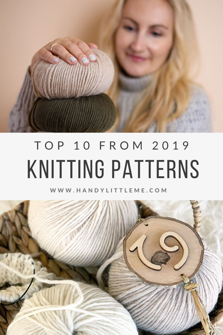 Top 10 free patterns from handy little me 2019