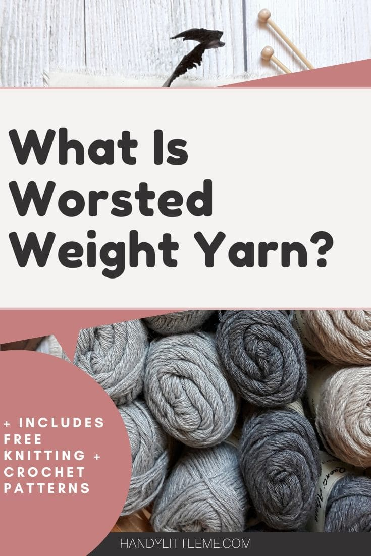 What is worsted weight yarn