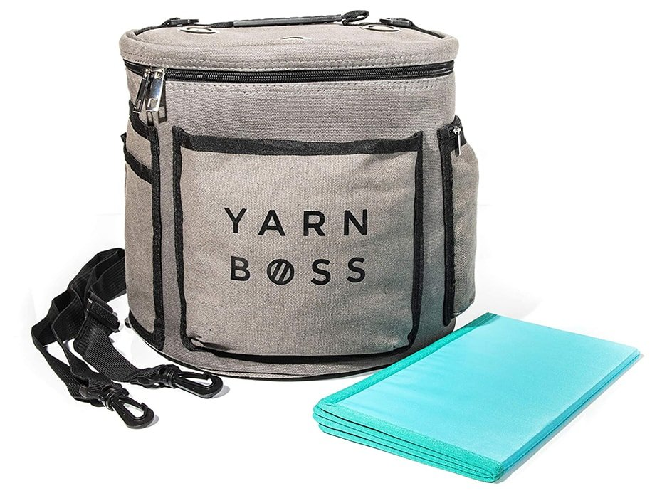 Yarn storage bag