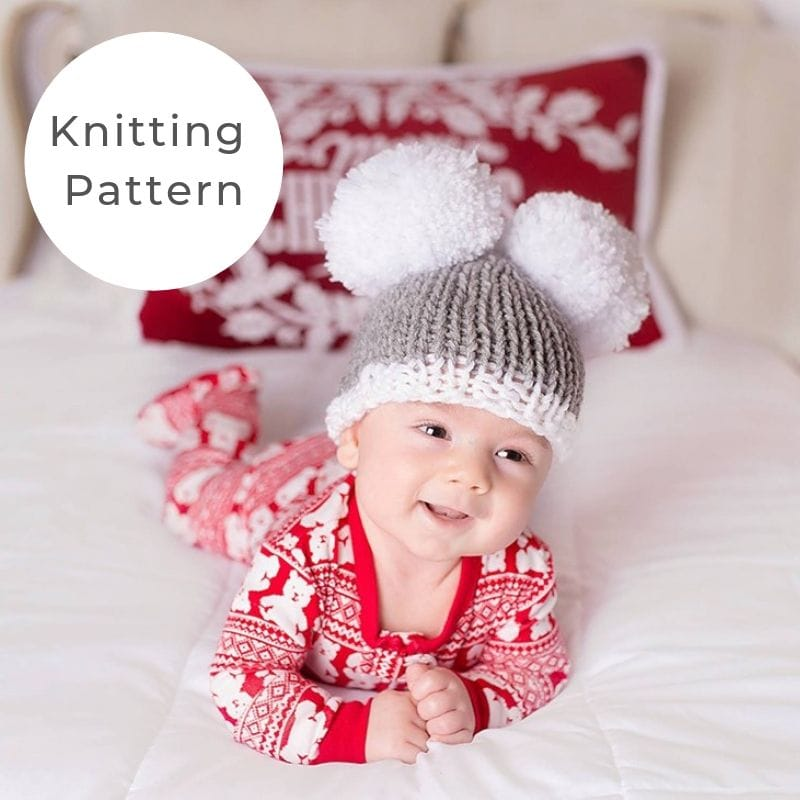 baby holiday hat