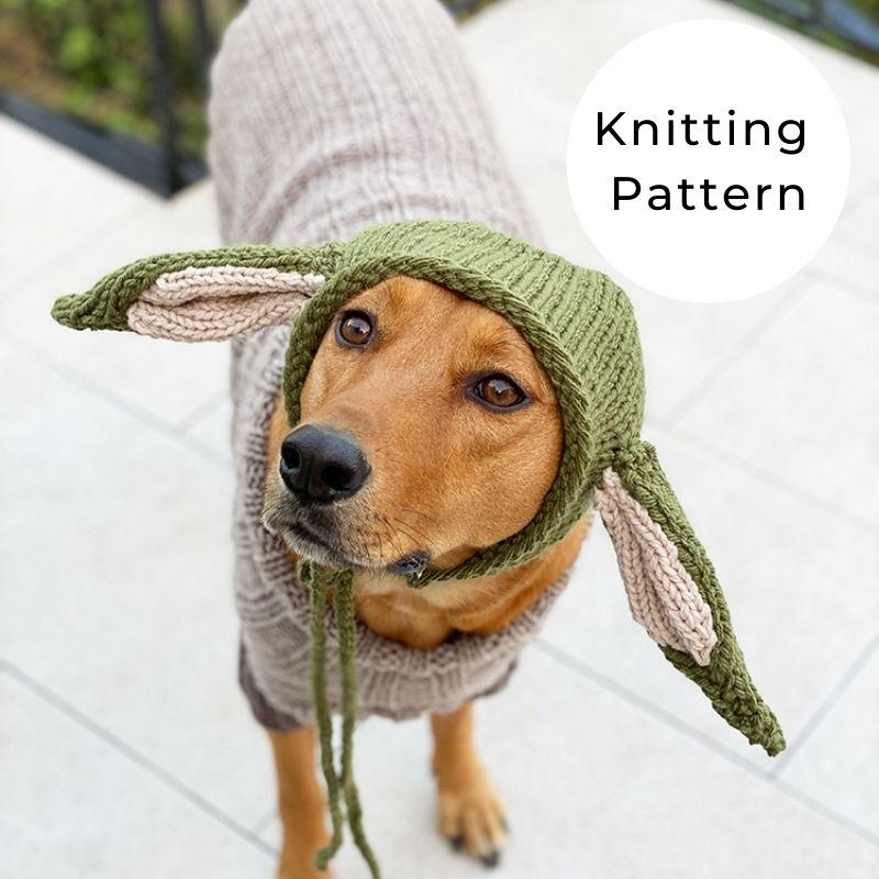 baby yoda dog sweater shop patt