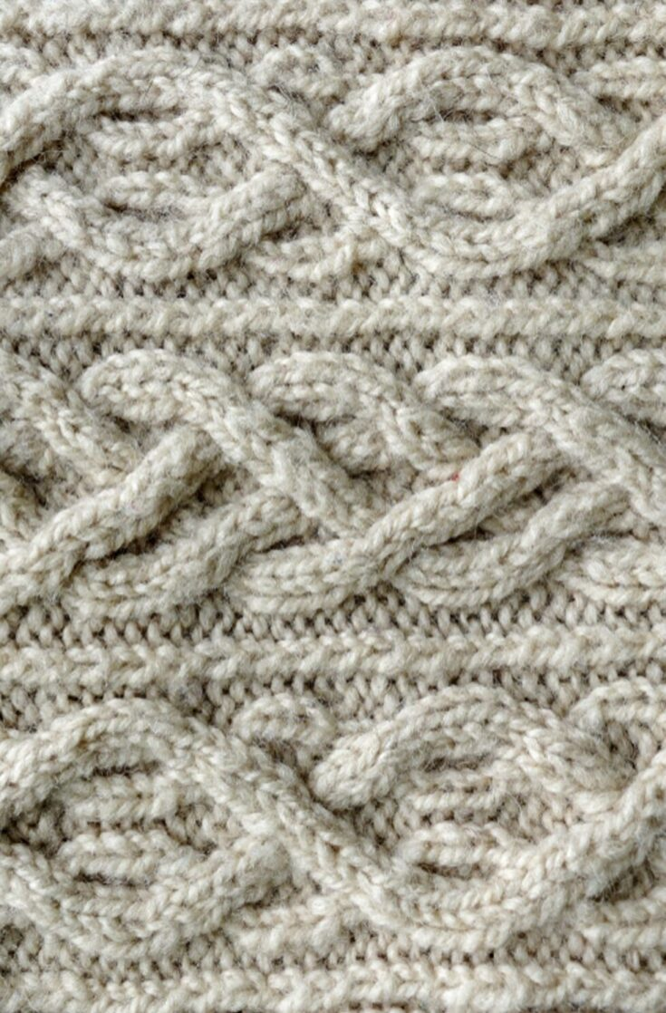 How To Read A Knitting Chart