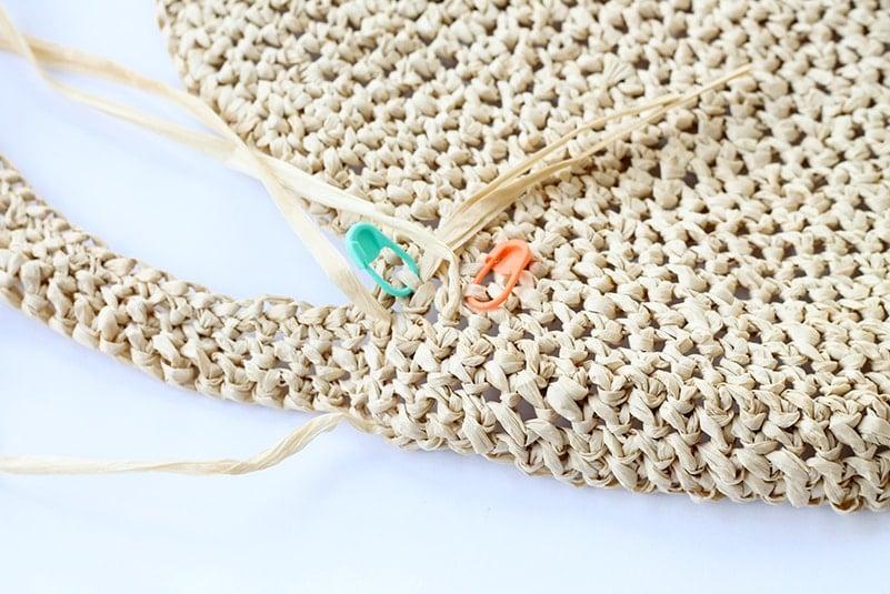 circle bag straps