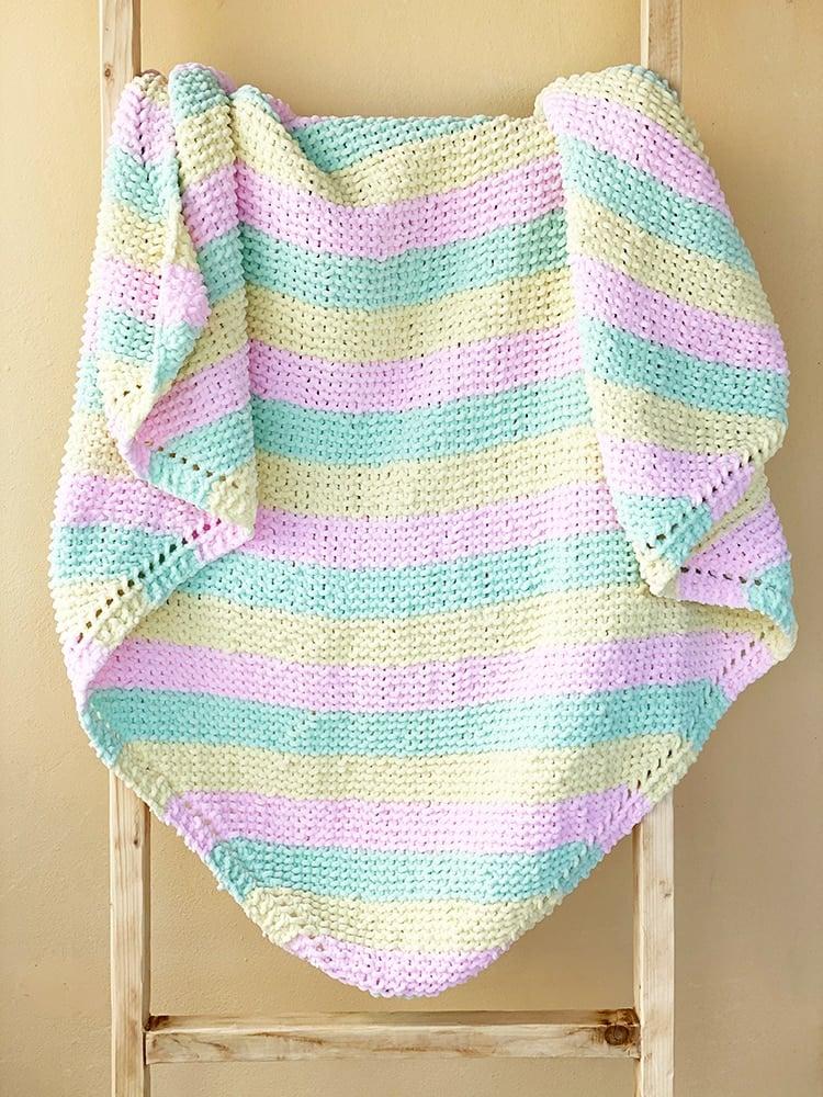 corner to corner blanket