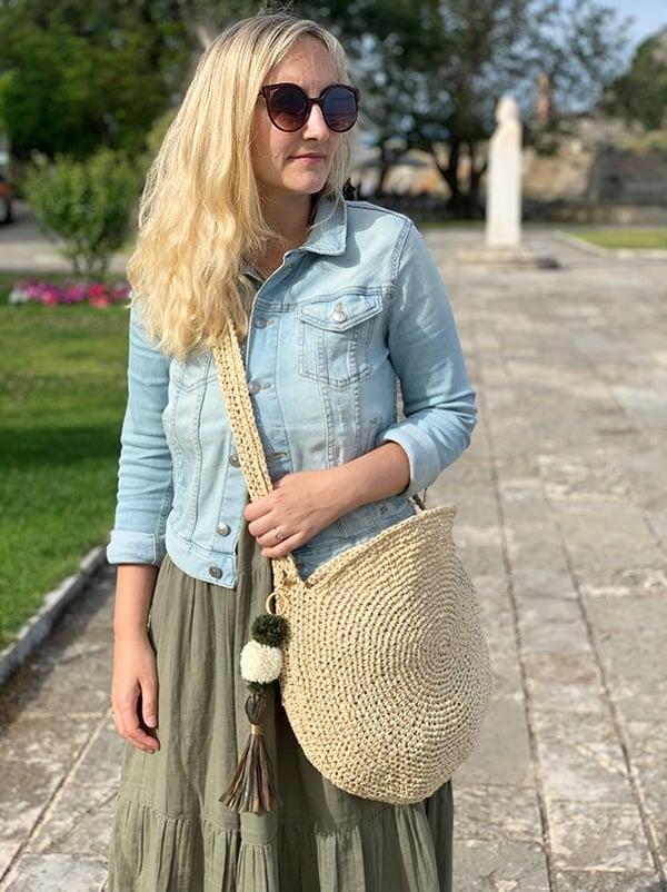 crochet bag easy