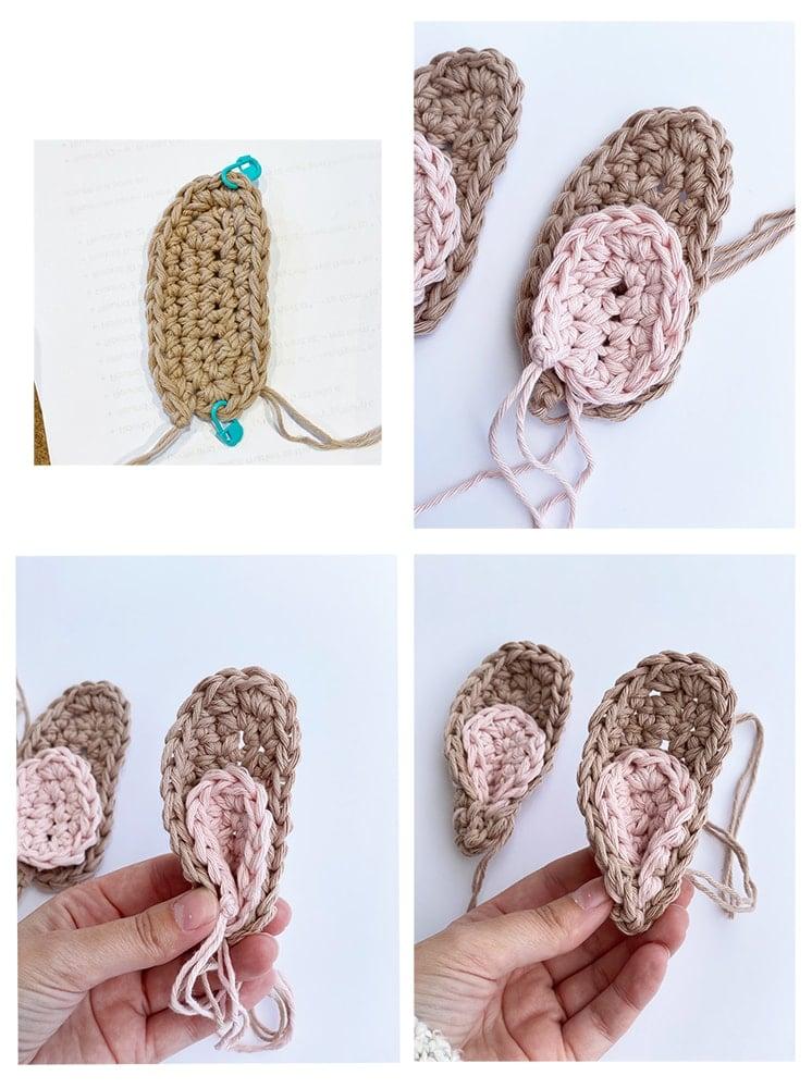 crochet bunny ears