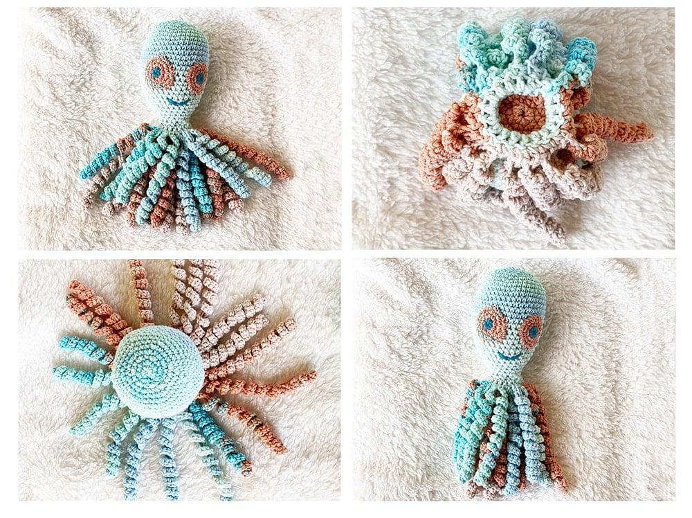 crochet octopus