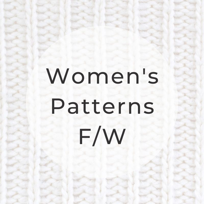Women's F/W Patterns